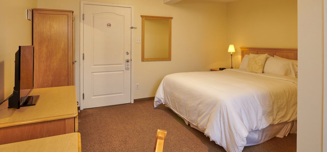 Full profile view of room 306